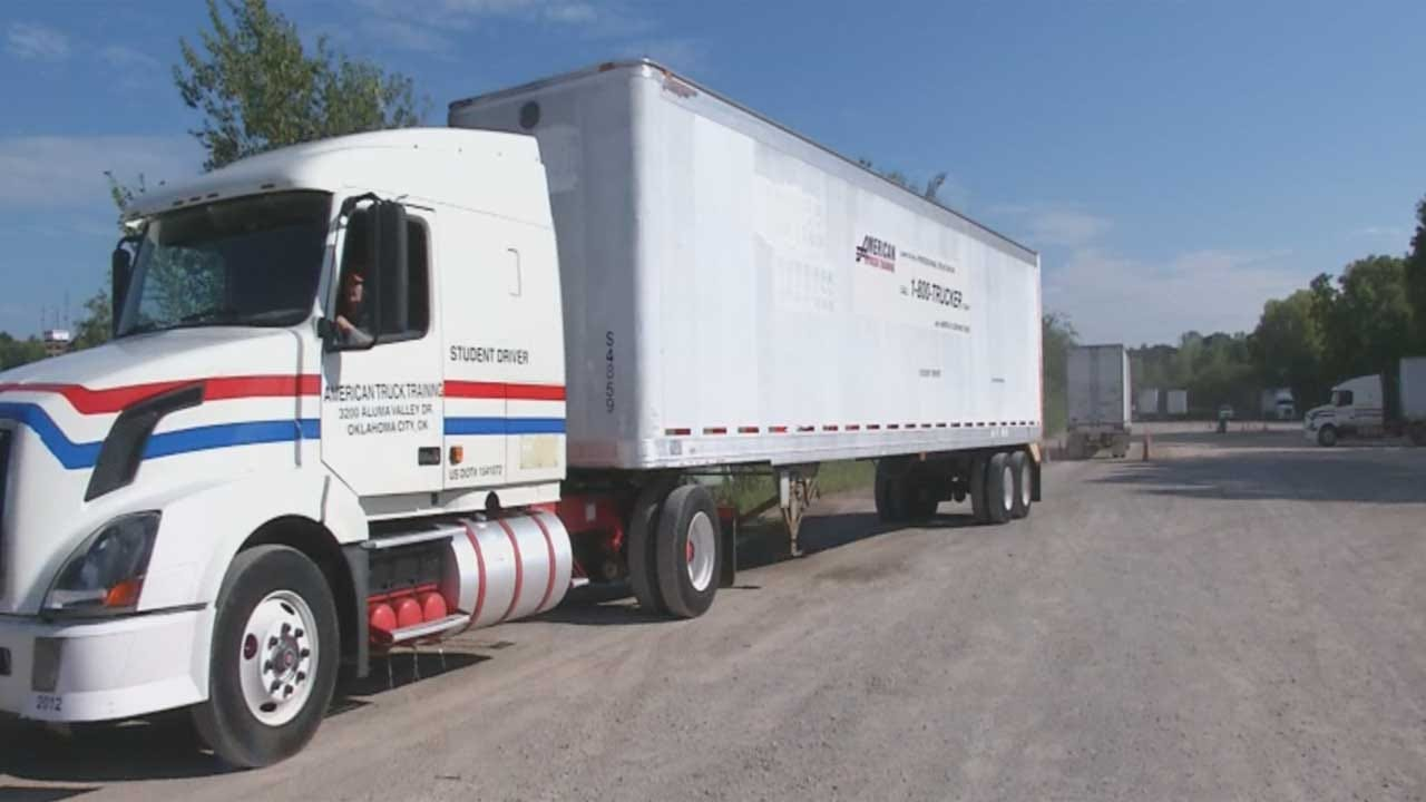 Demand For Semi-Truck Drivers Increases