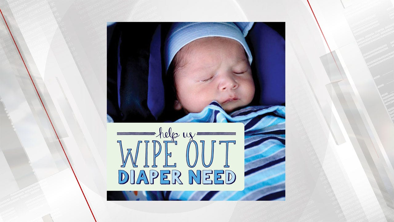 Oklahoma Nonprofit Hosts Diaper Drive
