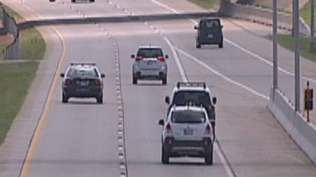 Oklahoma Turnpike Authority Votes To Raise Tolls By 17 Percent