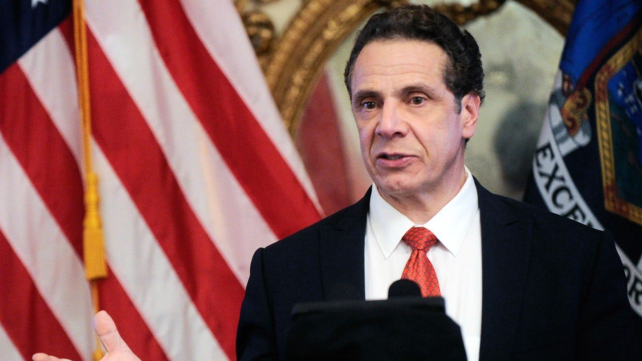 """New York Gov. Andrew Cuomo Says America """"Was Never That Great"""""""