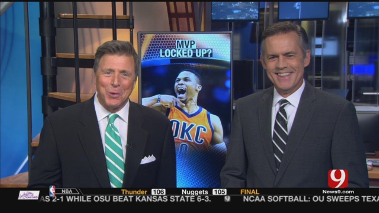 Oklahoma Ford Sports Blitz: April 9, 2017