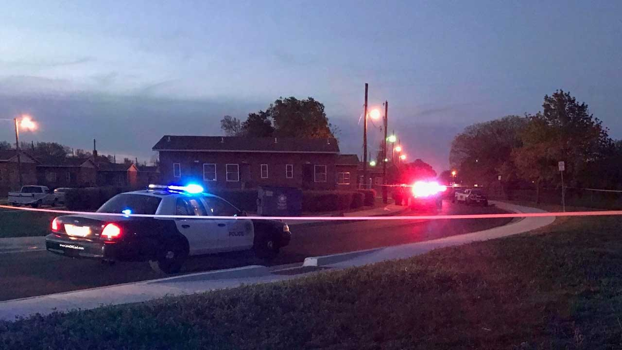 One Injured At Scene Of SW OKC Shooting