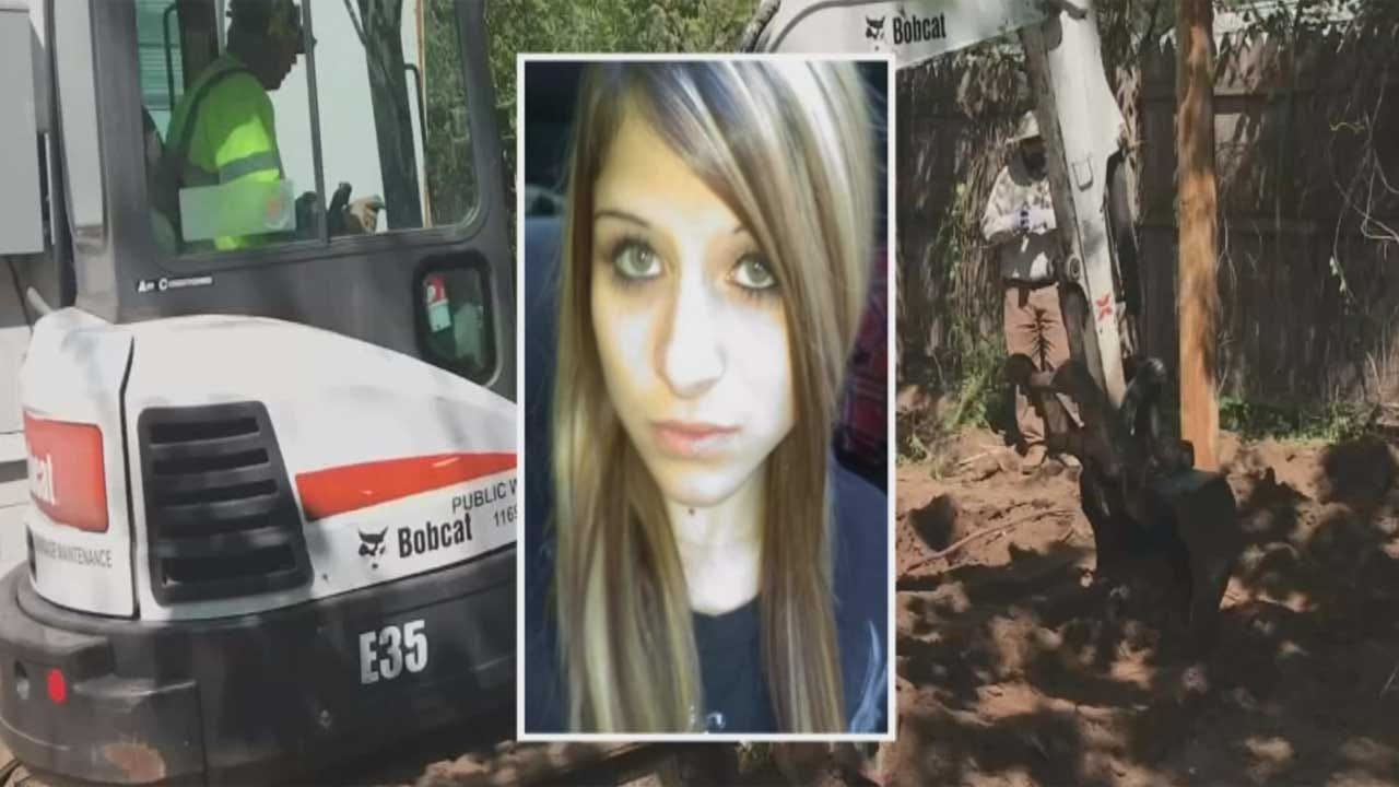 OSBI Continues Search For Evidence In Homicide Of Carina Saunders