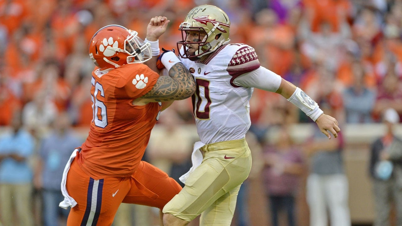 Report: Clemson D-Line Transfer Deciding Between Oklahoma & Oregon