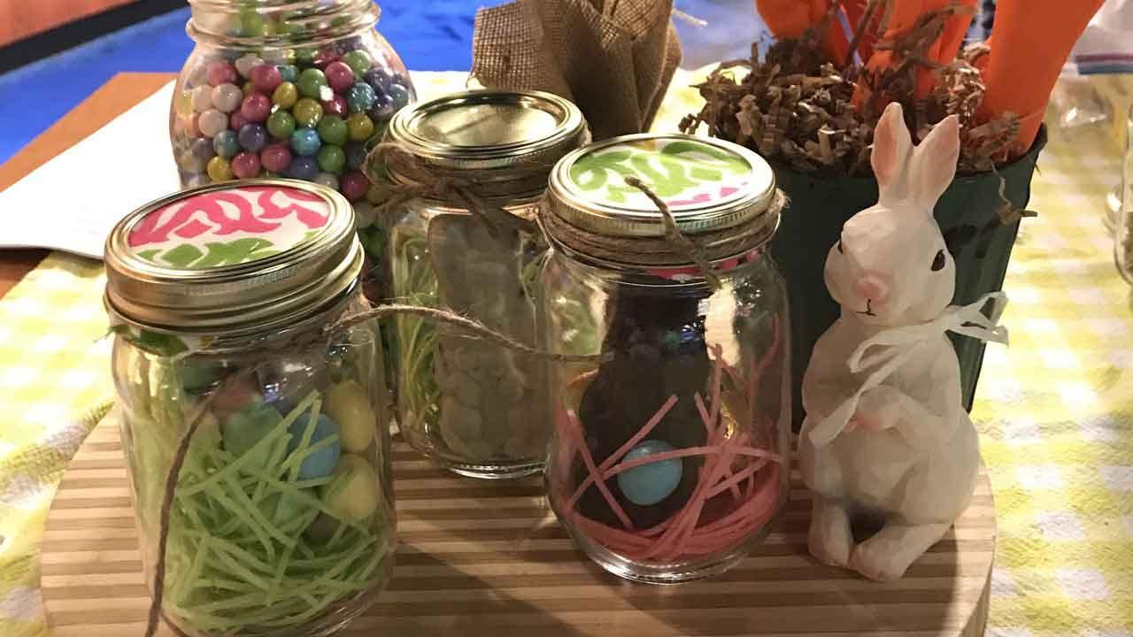 Bunnies In A Jar