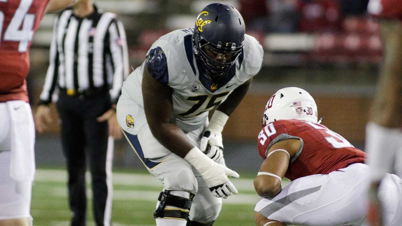 Cowboys Get Another Instant Impact Transfer In Cal Left Tackle Aaron Cochran
