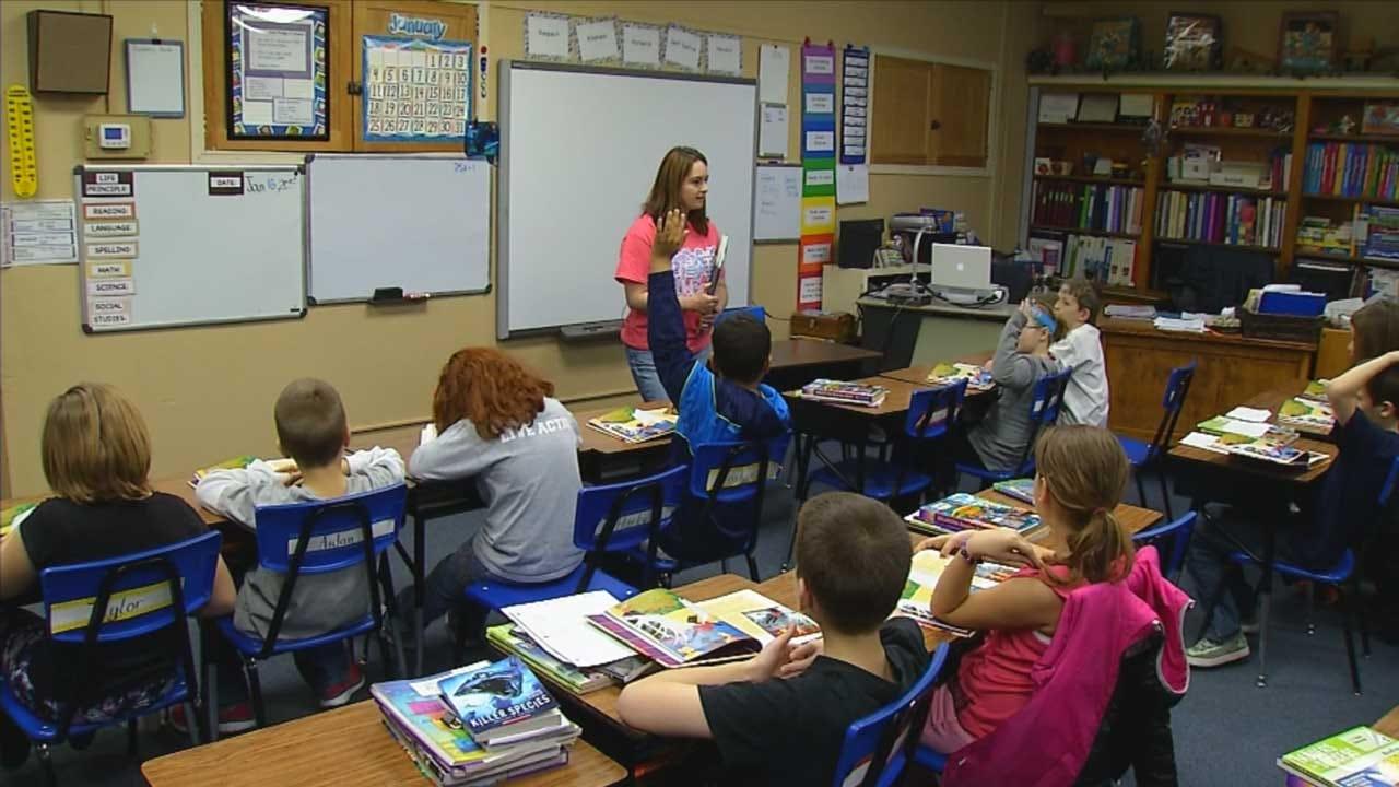 Senate Committee Passes Another Teacher Pay Bill