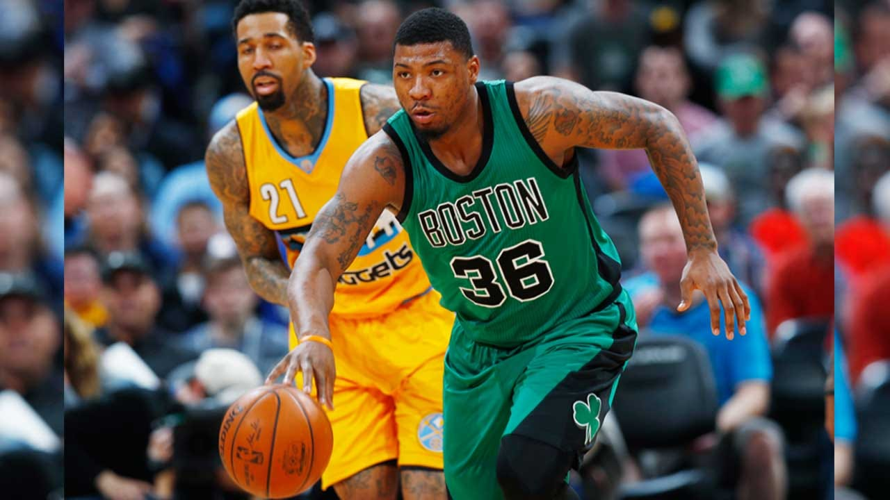 Marcus Smart Settling Into Swiss Army Knife Role For No. 1 Seed Boston