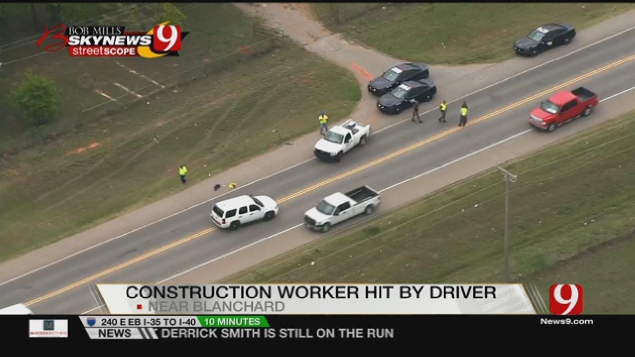 Pedestrian Critical After Crash On SH 76 Near Blanchard