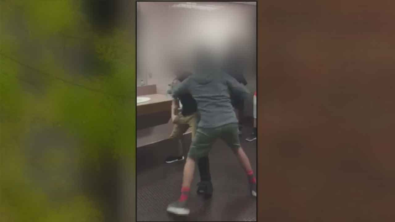 Stillwater Middle School Students Form 'Fight Club'