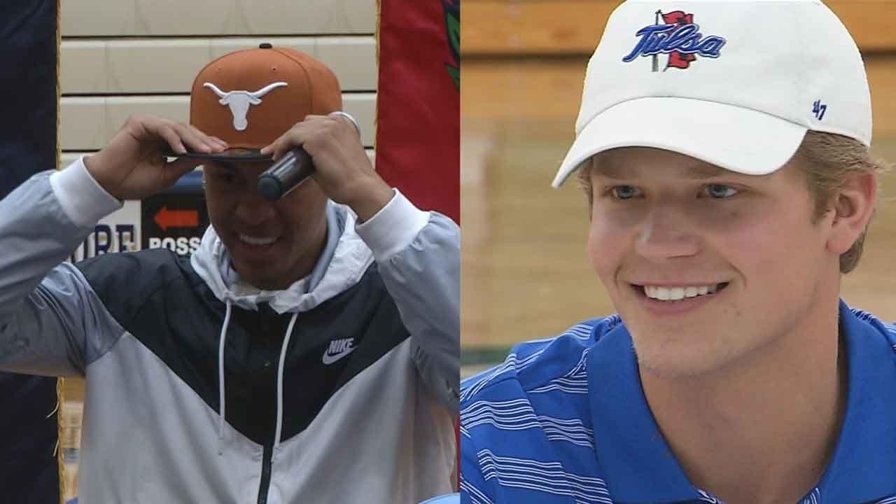 Two High School Quarterbacks Announce Commitments