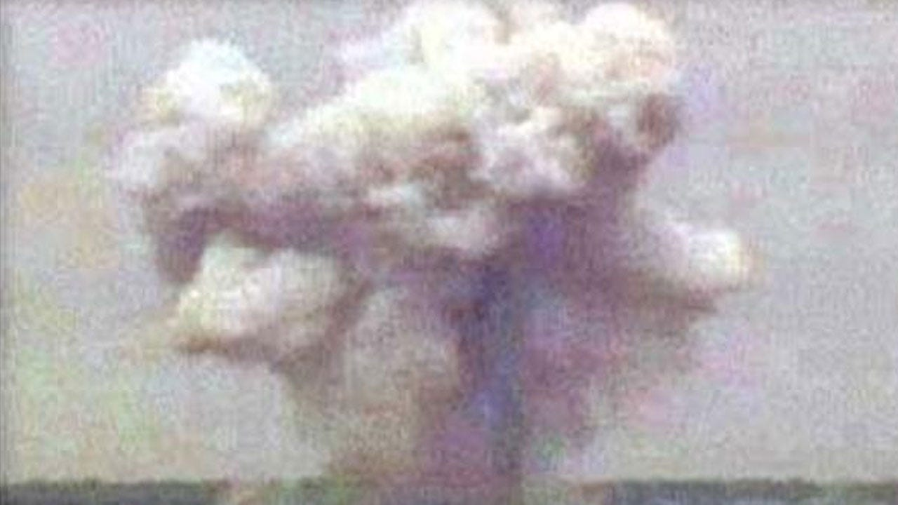 """U.S. drops """"mother of all bombs"""" in Afghanistan, marking weapon's first use"""