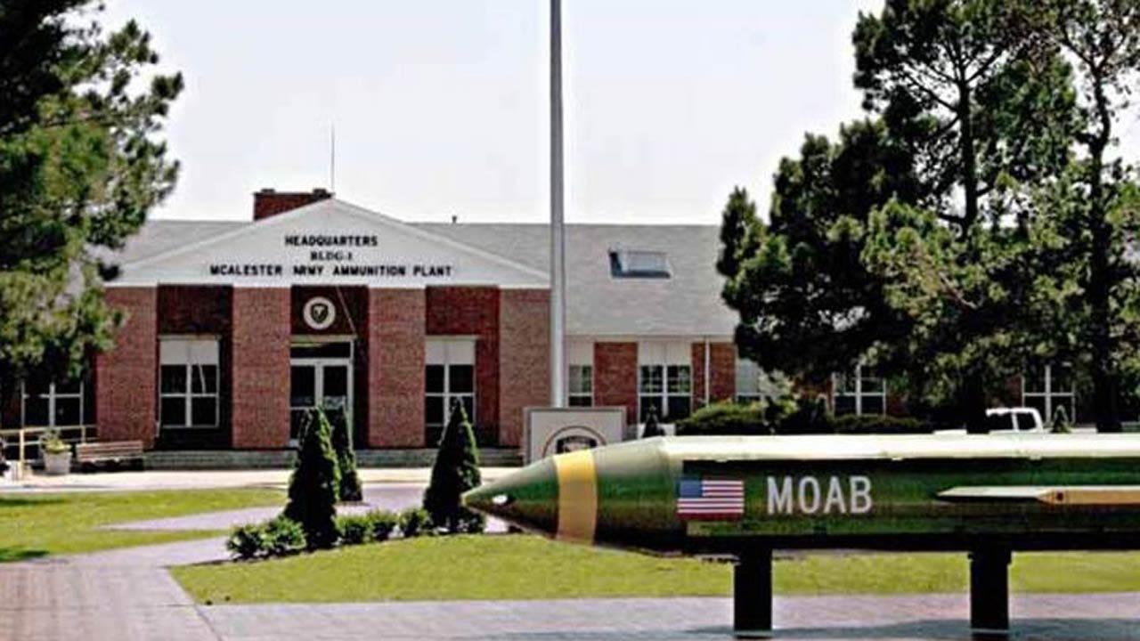 MOAB Strike Earns Support From OK Congressmen