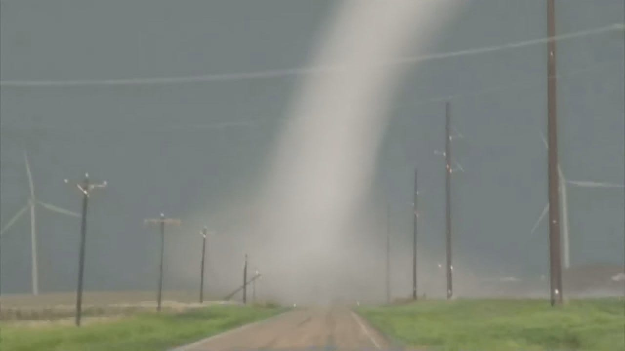 Multiple Tornadoes Descend On Texas Panhandle