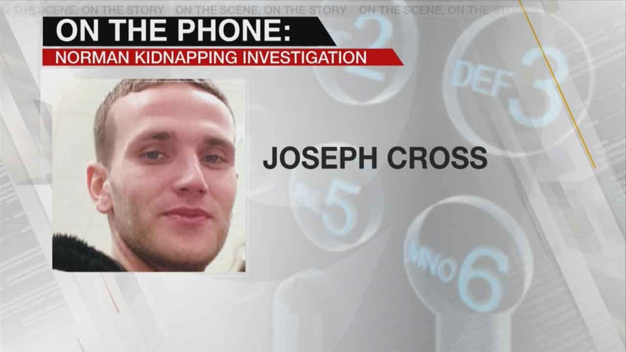 Norman Kidnapping Suspect Says Situation Not What It Seems