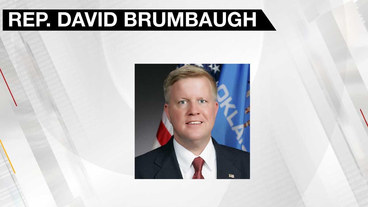 State Rep. David Brumbaugh Has Died Saturday