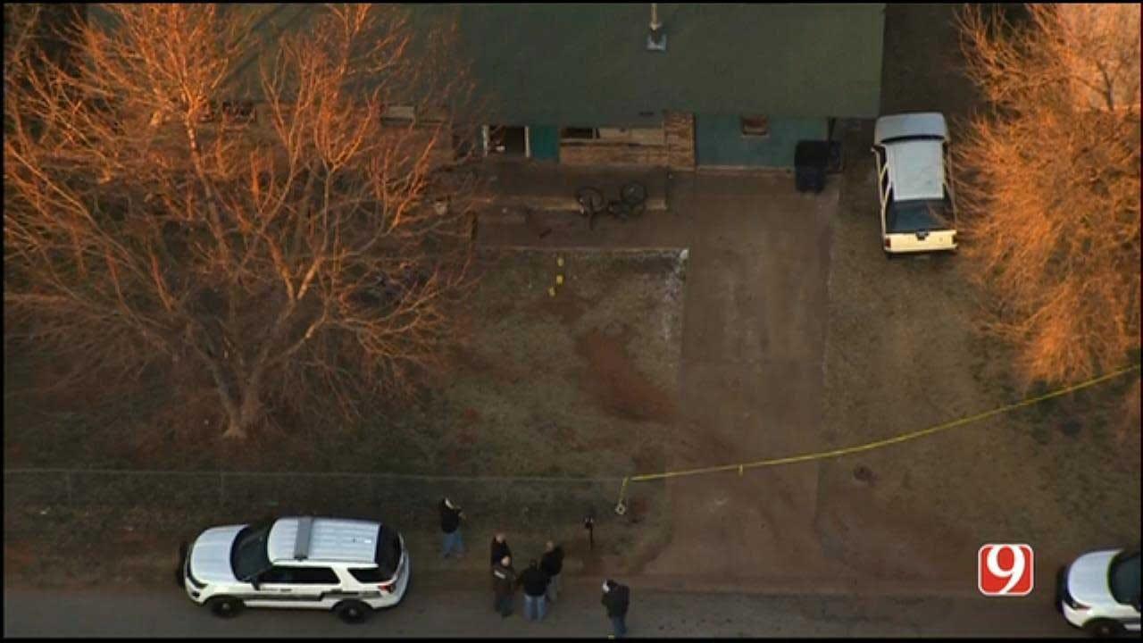 Investigation Underway After Fatal Officer-Involved Shooting In Anadarko