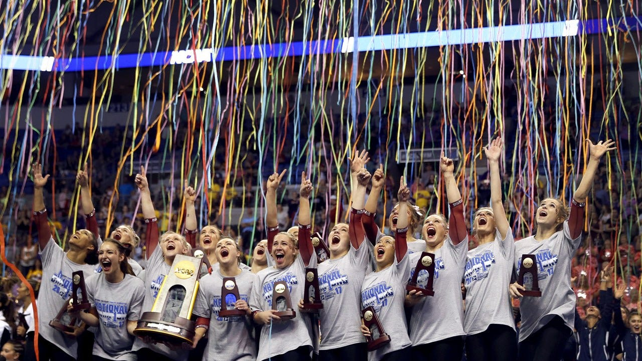 OU Women's Gymnastics Repeats At NCAAs