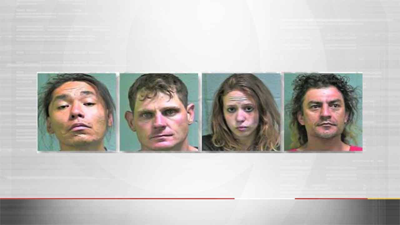 4 Arrested After Police Discover Kidnapping Victims In SE OKC Home