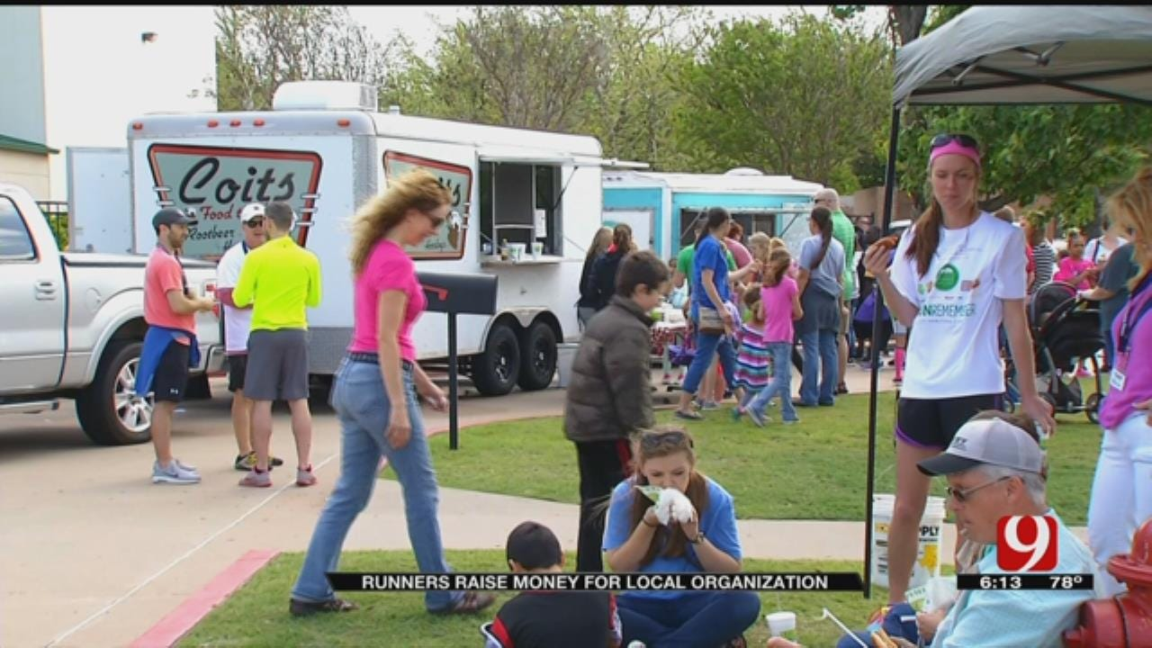 House Of Healing Raises Money With Bethany Easter Run