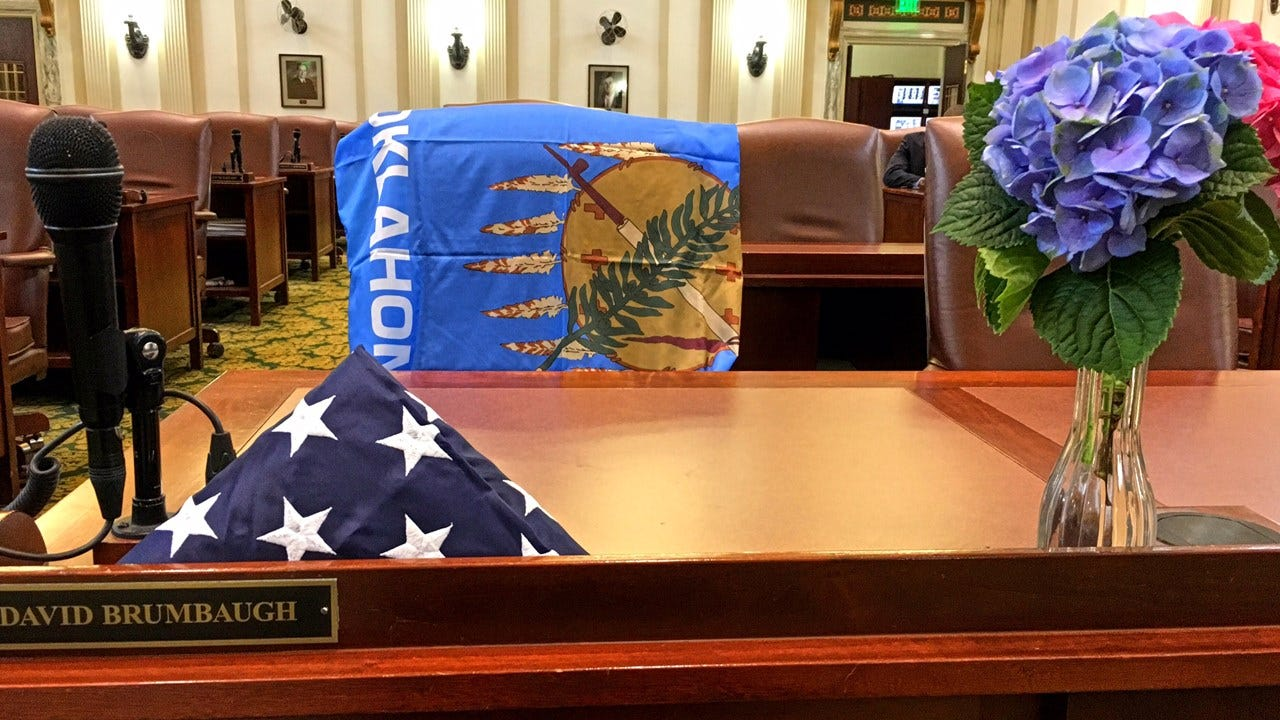 Oklahoma Lawmakers Remember Late Colleague