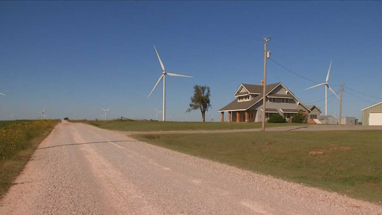 Oklahoma Legislation Would End Tax Credits For Wind Energy