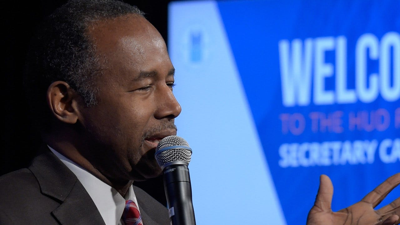 HUD Secretary Carson To Deliver Address During OKC Bombing Remembrance Ceremony