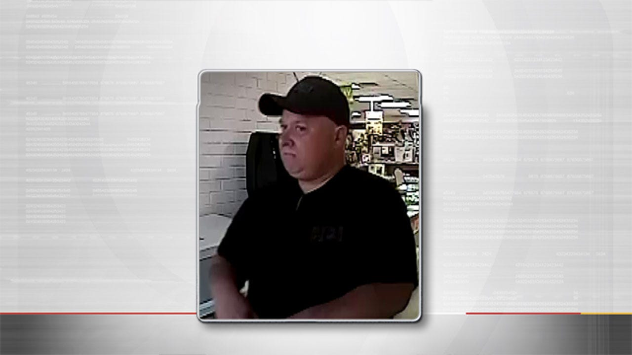 Man Suspected In Generator Theft From OKC Pawn Shop