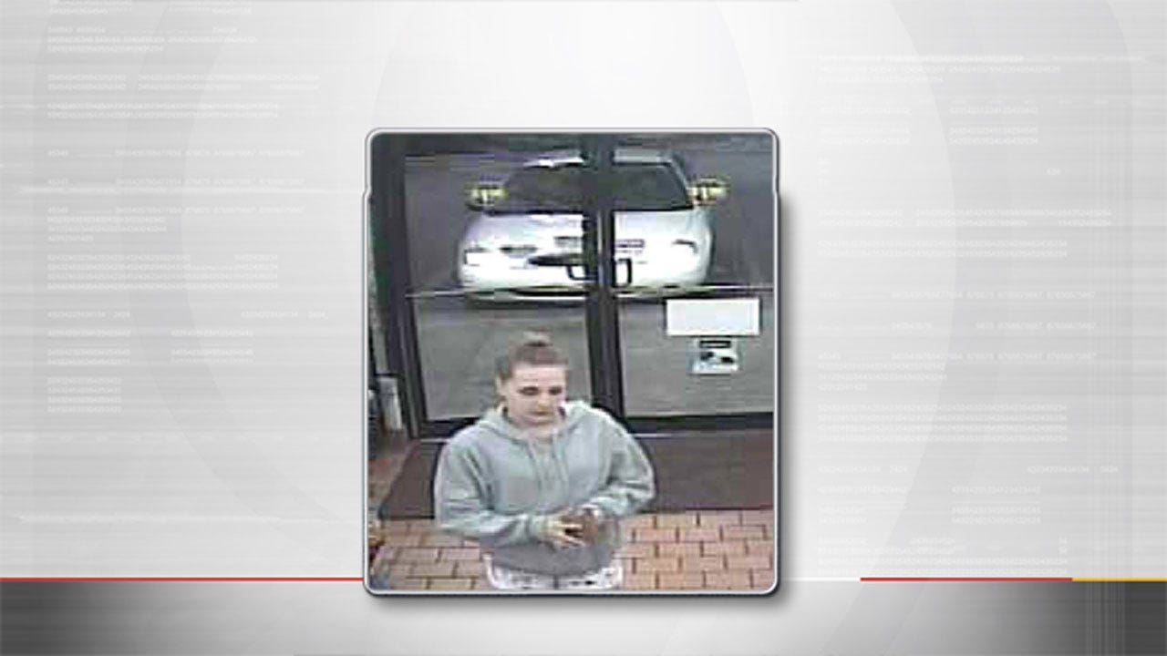 Possible Witness To OKC Sonic Robbery Sought