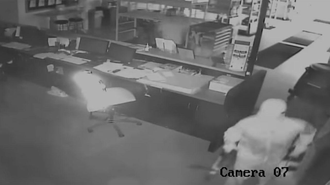 Hertz In NE OKC Burglarized Twice