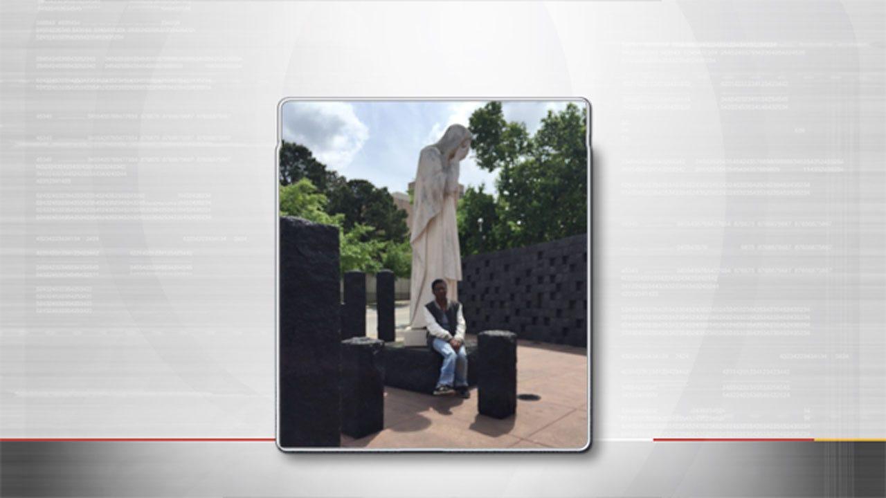 OKC Bombing Victim Returns To Remember Mother, Children Lost