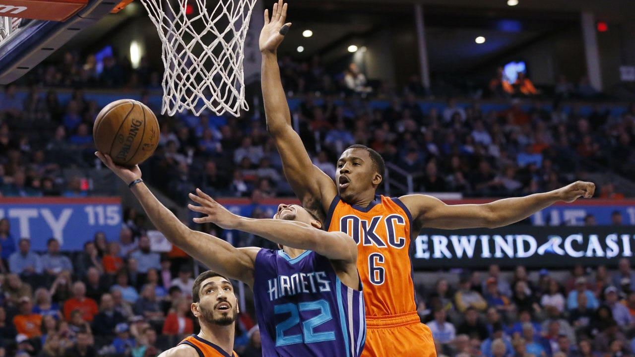 Hornets Hand Thunder Second Straight Loss Despite Westbrook's 40th Triple-Double