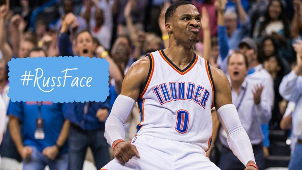 Show Us Your Best #RussFace