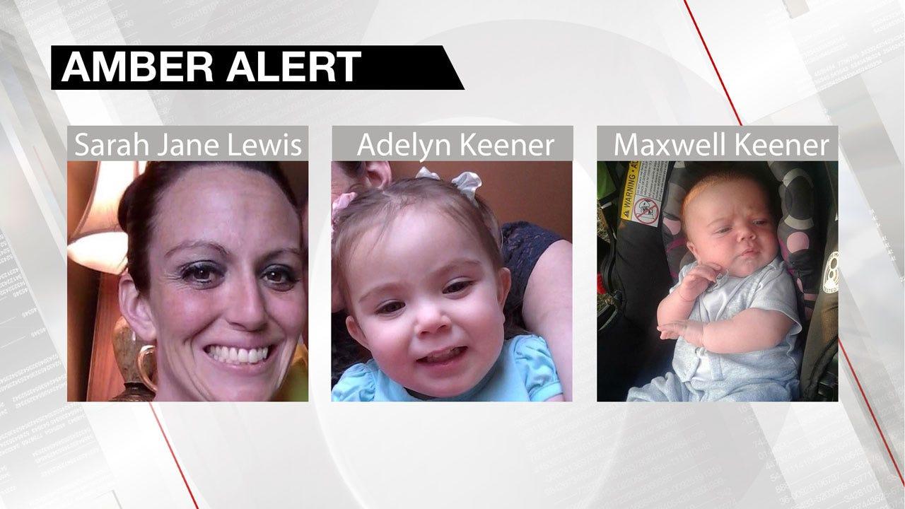Amber Alert Canceled; Kids, Mom Located In Arkansas