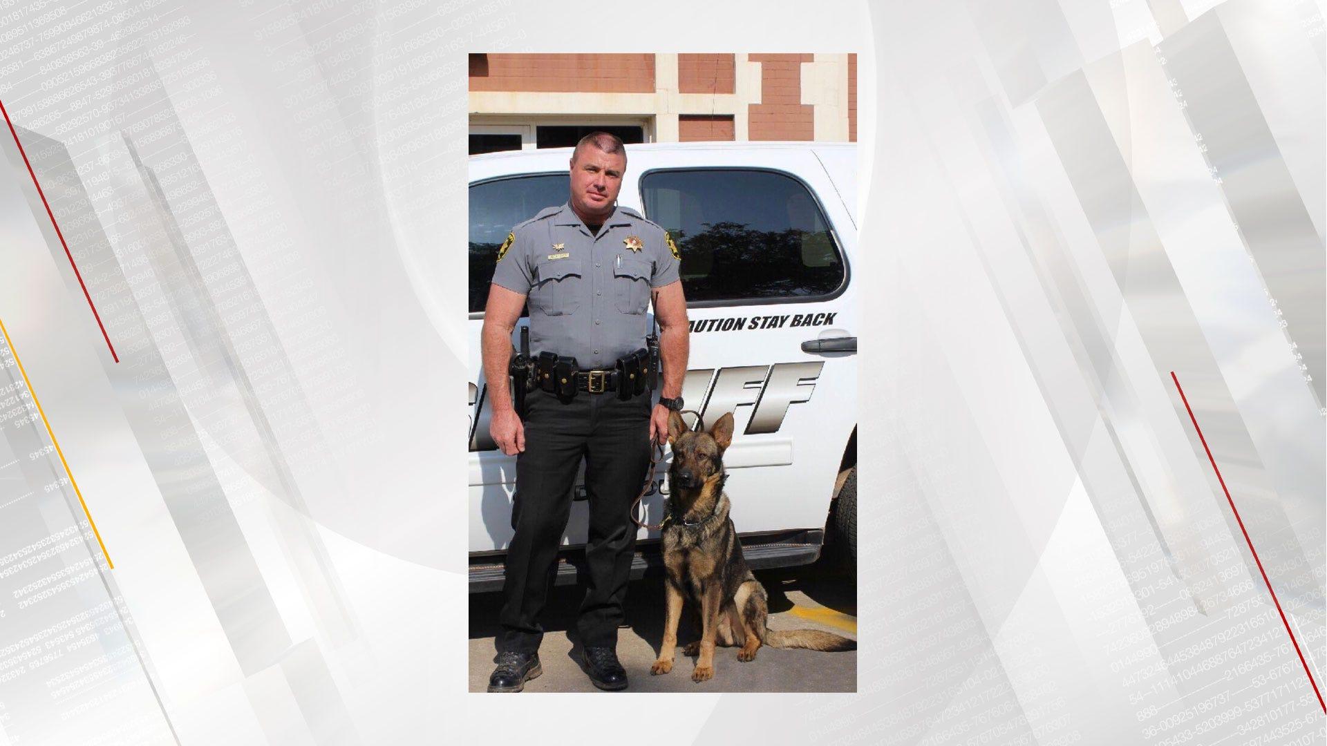 Grady County Sheriff's Office Seeking Donations For K-9 Program