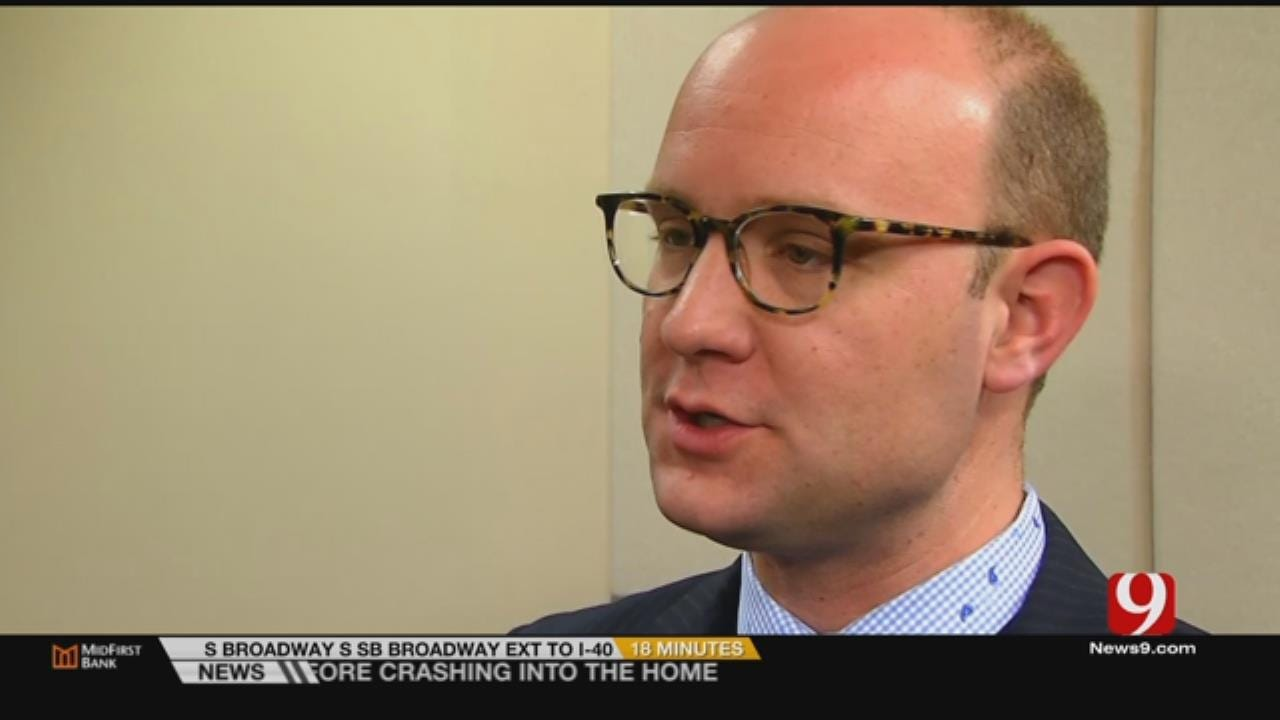State Rep. Scott Inman Announces Run For Oklahoma Governor