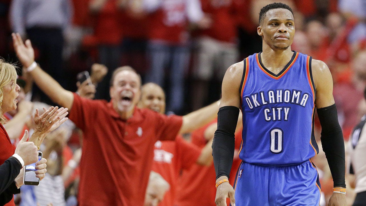 Thunder Hosts Rockets In Must-Win Game 3 On Friday Night