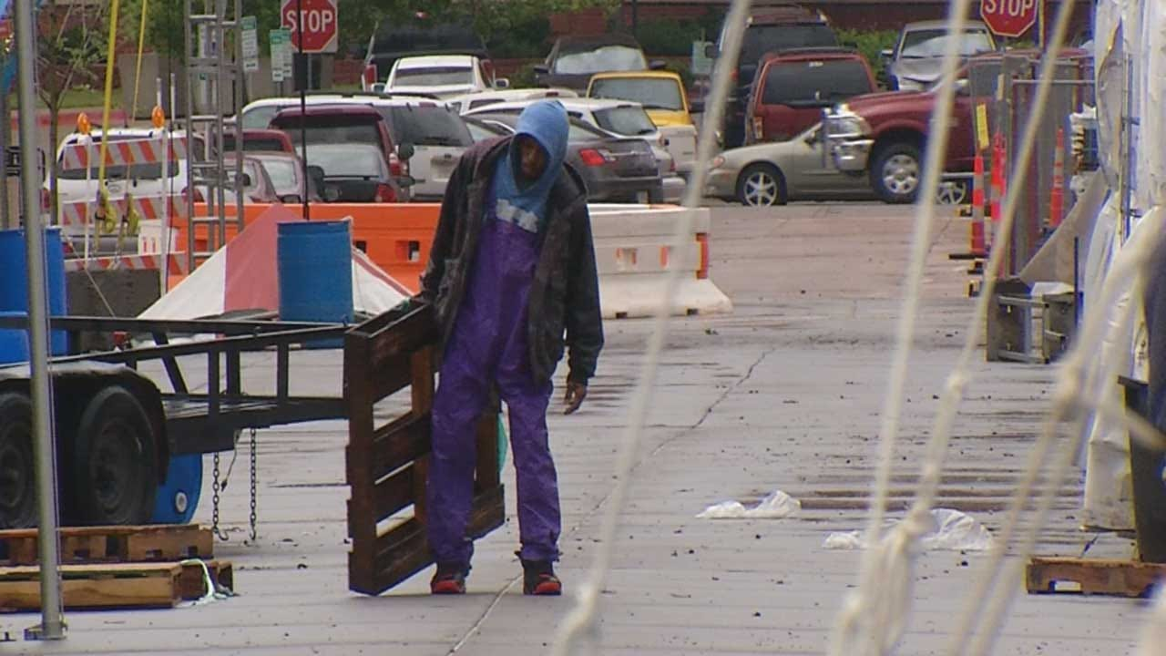 Storm Causes Outages, Floods Throughout The Metro