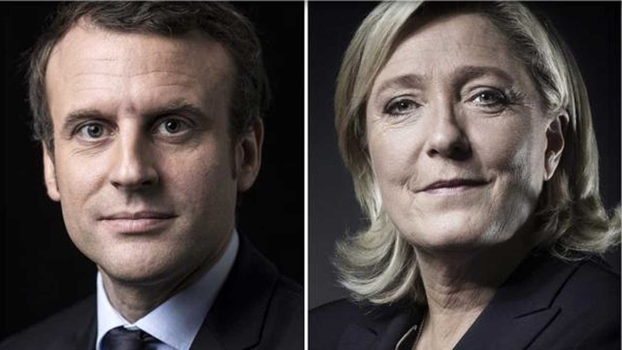 Macron, Le Pen Advance To French Presidential Runoff