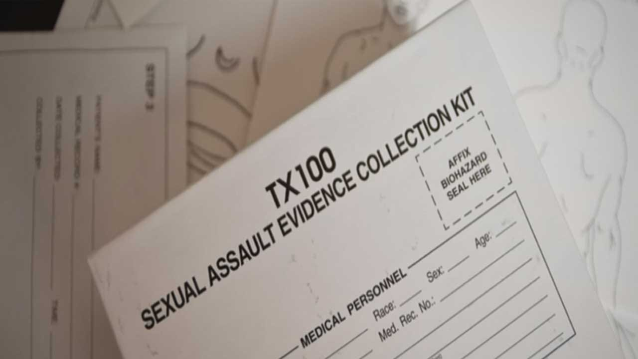 Gov. Fallin Sets Up Task Force To Look Into Untested Rape Kits