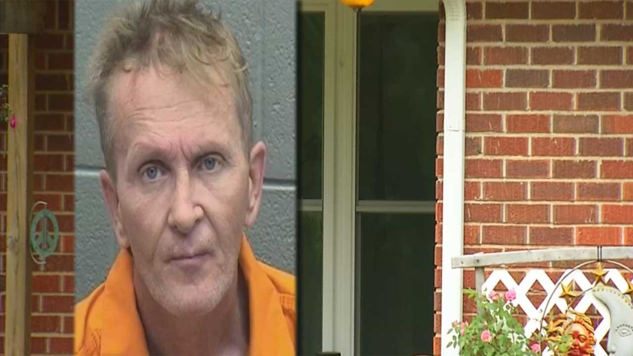 Midwest City Man Accused Of Killing His Wife