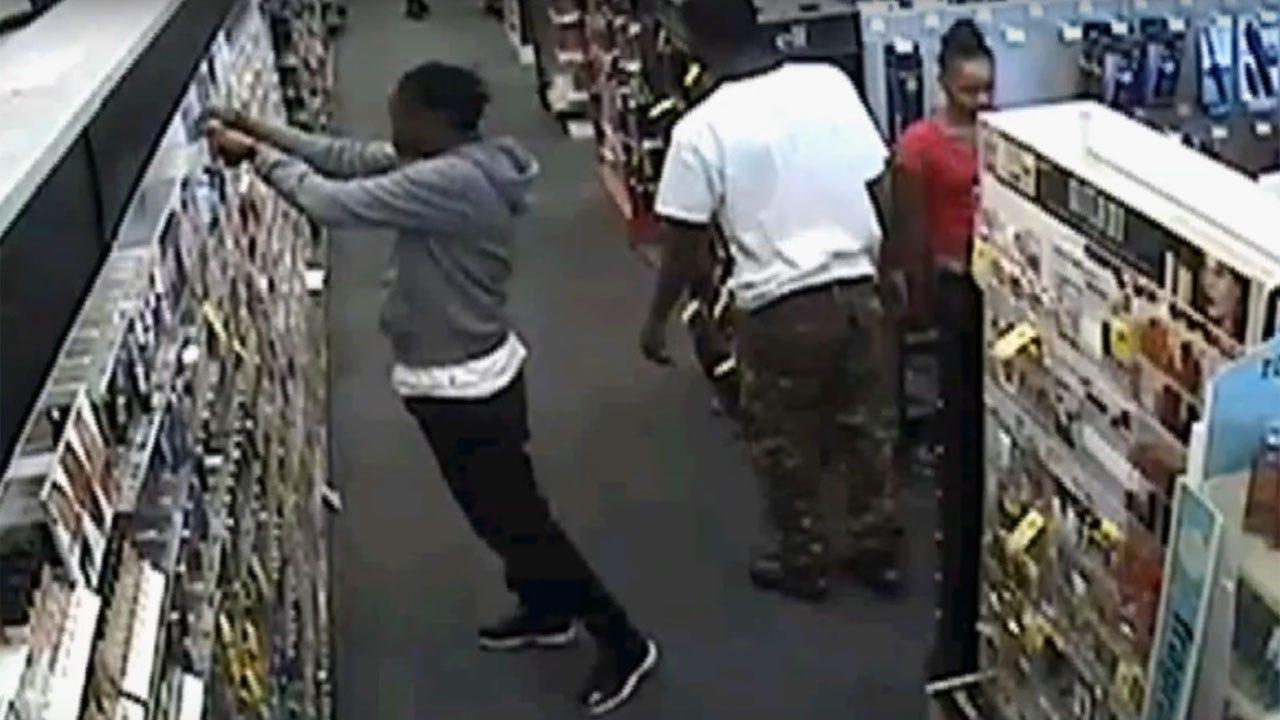 3 Sought In SW OKC Shoplifting