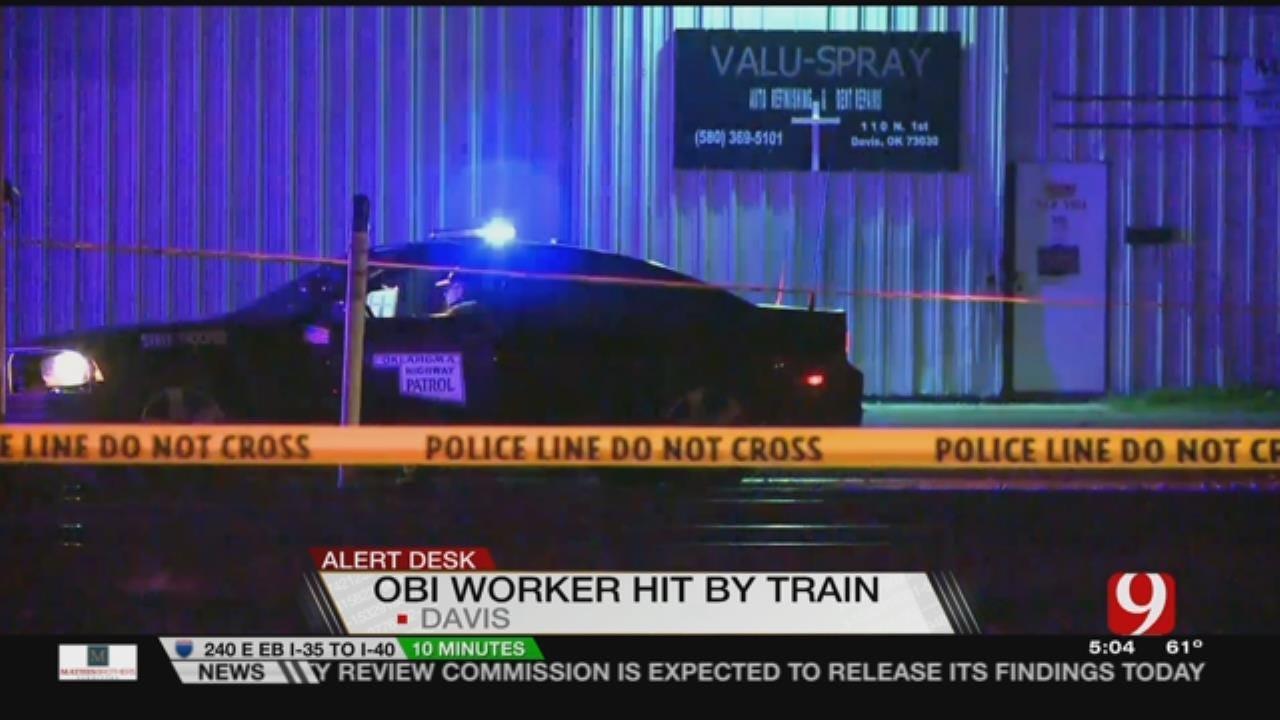 Fittstown Woman Hit, Killed By Train On Friday In Davis Identified