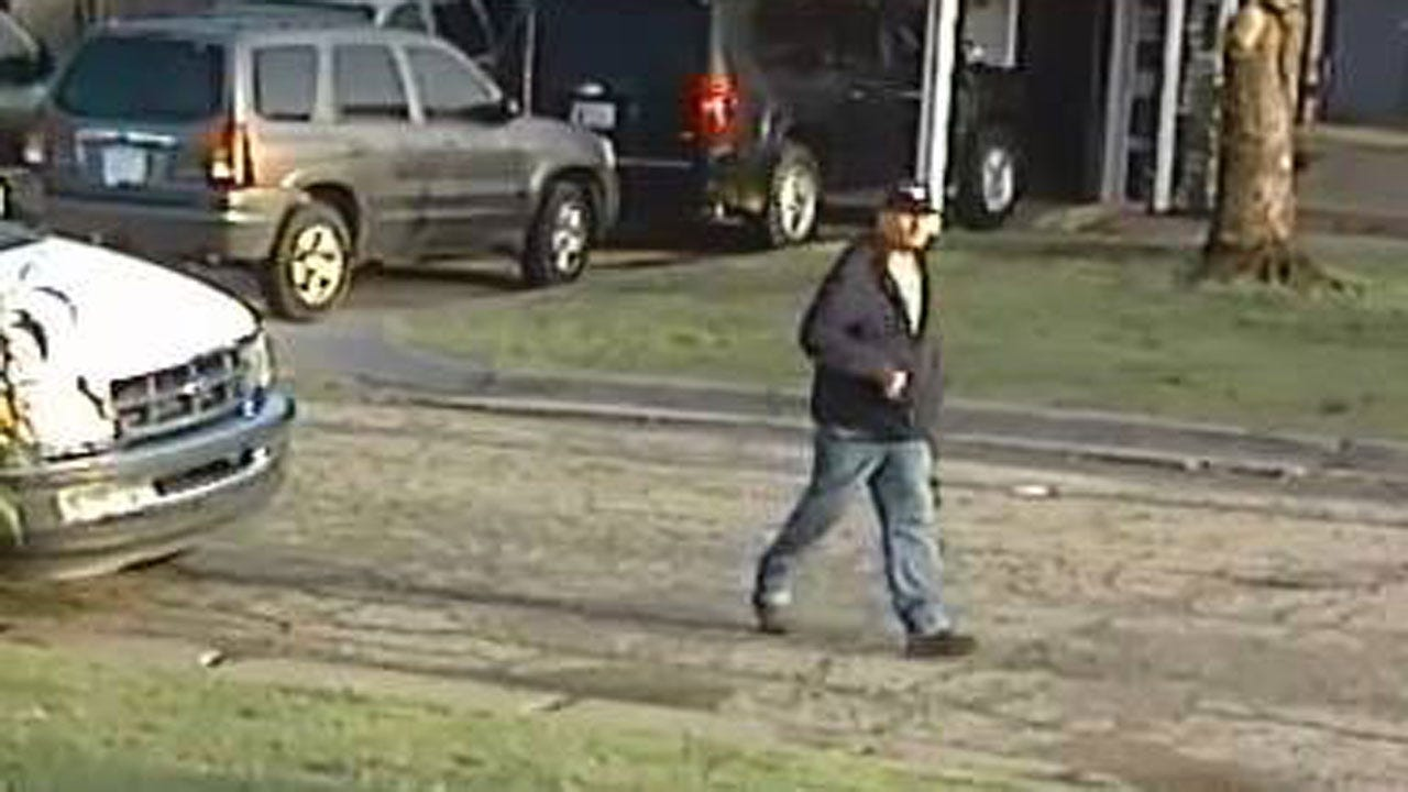 Man Wanted For Questioning In Connection With SW OKC Shooting
