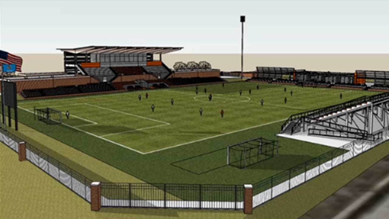 OSU Soccer Unveils Plans For New $20 Million Stadium