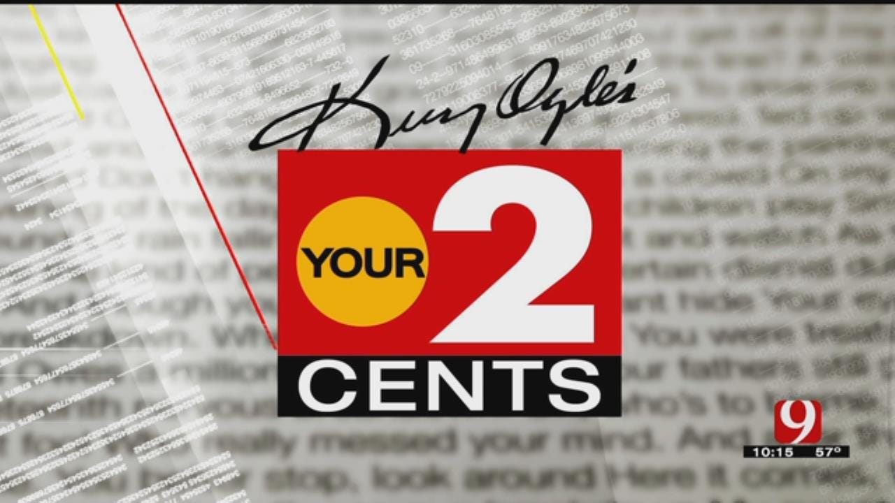 Your 2 Cents: Point, Don't Shoot?