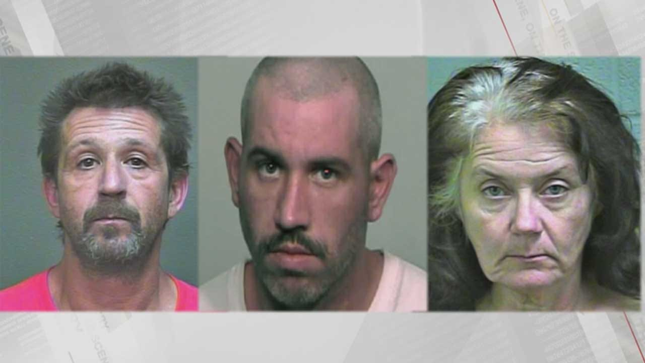 Arrest Warrants Issued For 3 Suspects Wanted In OKC Home Burglary