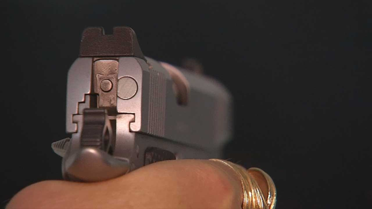 'Point, Don't Shoot' Law Close To Being On The Books In OK