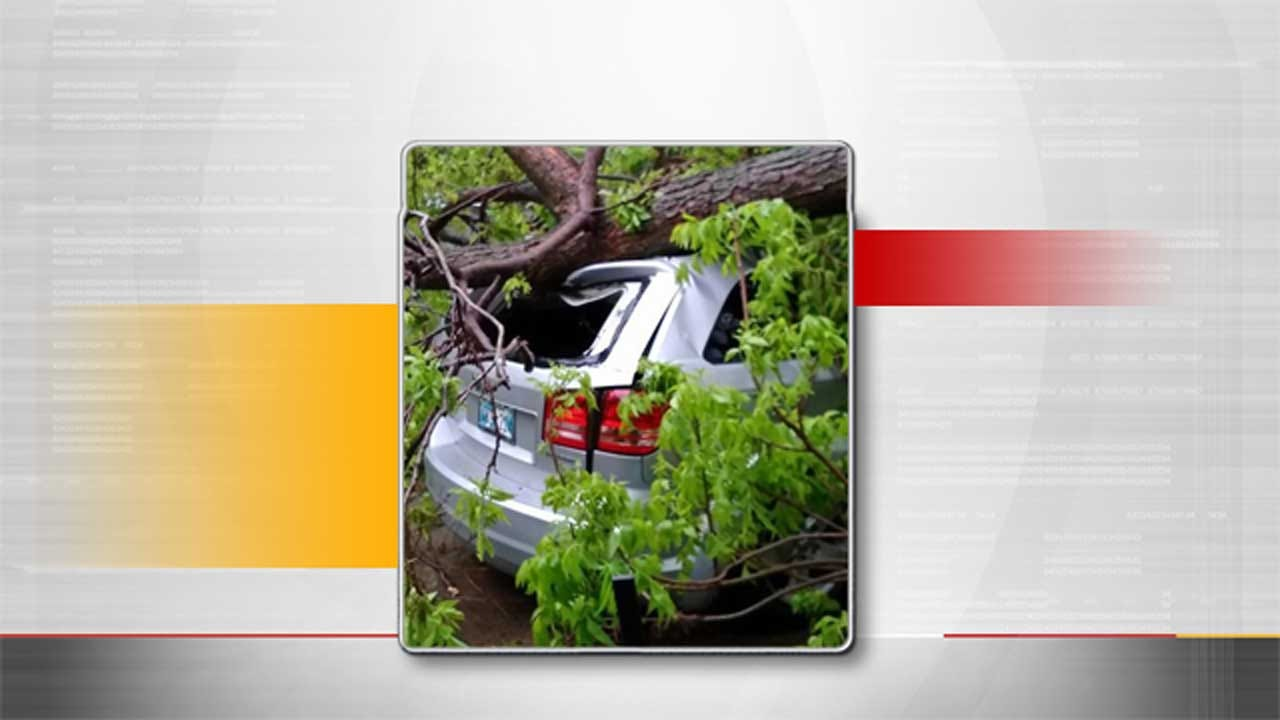 Gov. Mary Fallin Declares State Of Emergency Due Severe Weather Damage