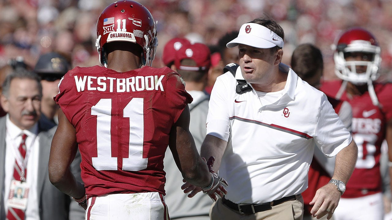 NFL Draft: Jaguars Select OU's Dede Westbrook In Fourth Round